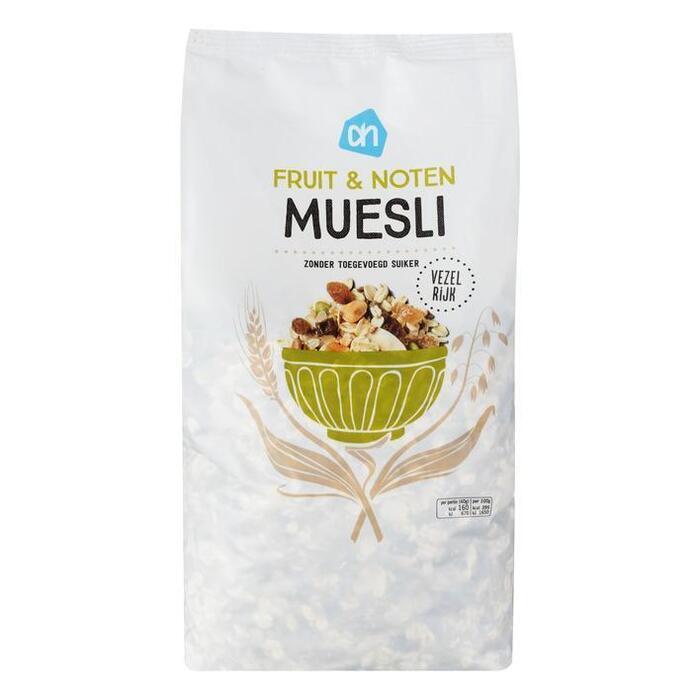 AH Fruit noten muesli (1kg)