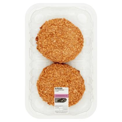 Kabeljauwburger (plastic bak, 200g)