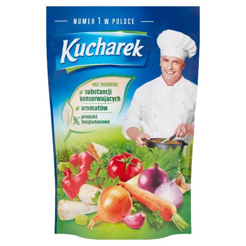 Kucharek Groenten mix (200g)