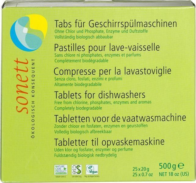 Vaatwasmachinetabletten (2.52kg)