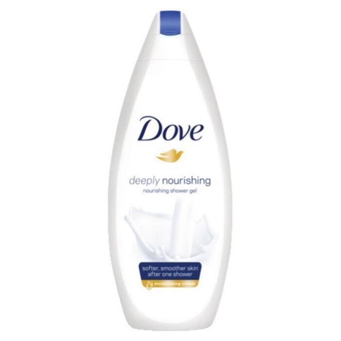 Dove Shower deeply nourishing (2 × 250ml)