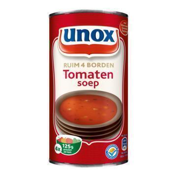 Geconcentreerde Tomatensoep (blik, 0.52L)