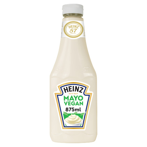Heinz Vegan Mayonnaise Classic 875ml (845g)