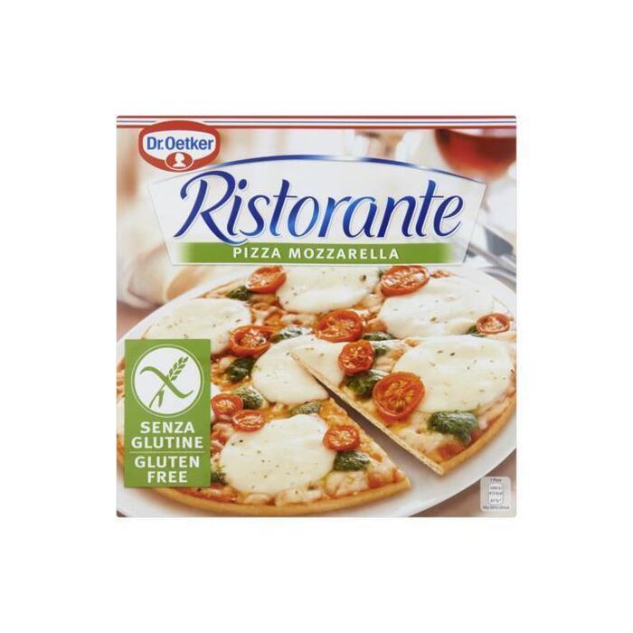 Ristorante mozzarella glutenvrij (Stuk, 370g)