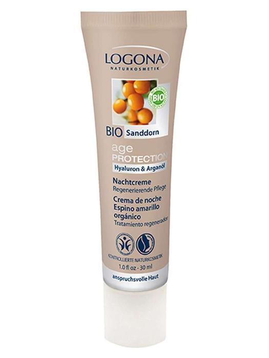 Age Protection Nachtcrème Logona 30ml (30ml)