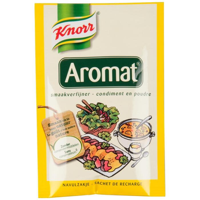 Knorr Smaakverfijner Aromat Navulverpakking (38g)