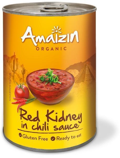 Red kidney in chili sauce (400g)