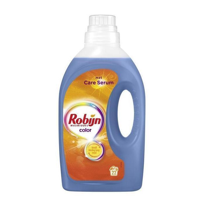 Robijn Vloeibaar wasmiddel color (1.1ml)