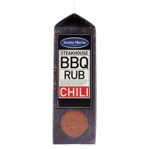Santa Maria Steakhouse BBQ Rub Chili 500 g (500g)