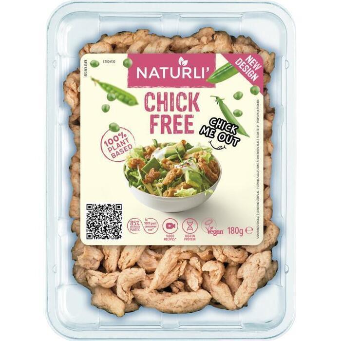 Naturli Vegan chick free (180g)