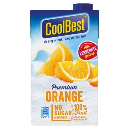Coolbest Premium orange (0.5L)