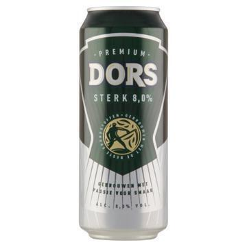 Dors - Sterk - Blik - 500ML (rol, 0.5L)