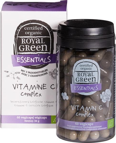 Vitamine C complex (60 st.)