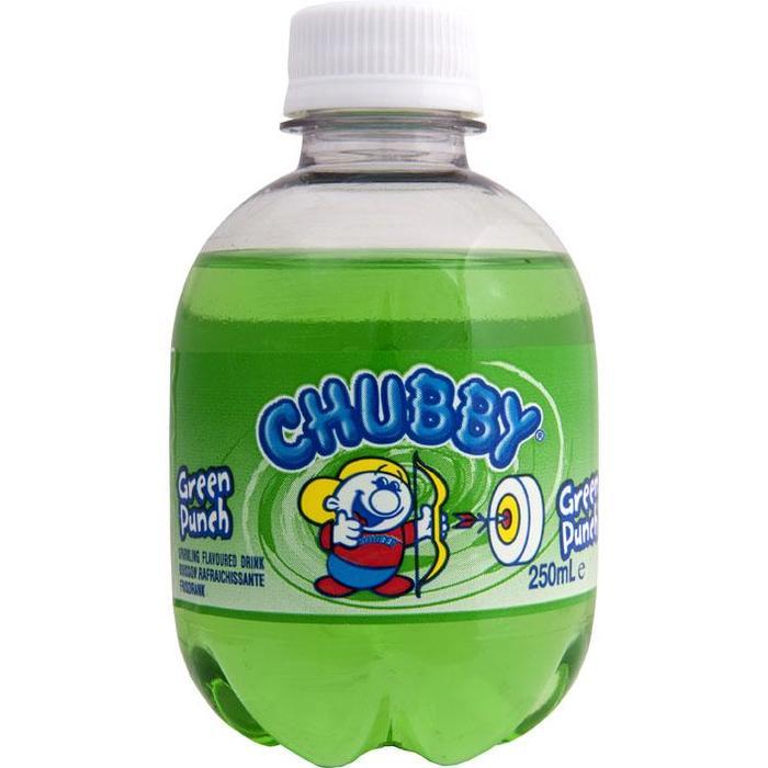 Green Punch (petfles, 250ml)