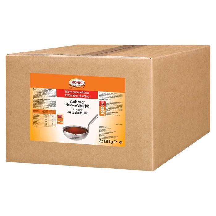 Honig Professional Basis Heldere Vleesjus (5.4kg)