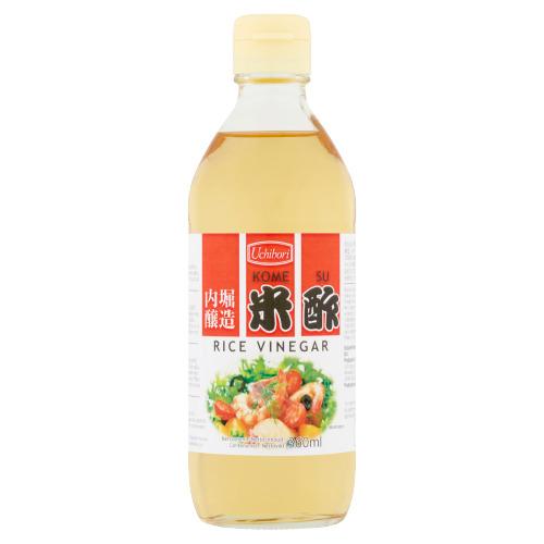 Uchibori Rice Vinegar 360 ml (36cl)