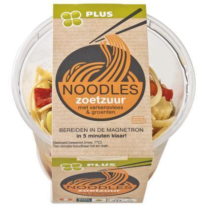 Chinese noedels zoet-zuur (300g)
