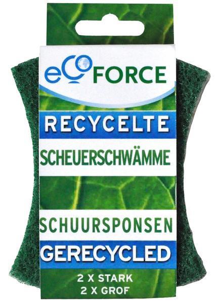 Schuurspons gerecycled