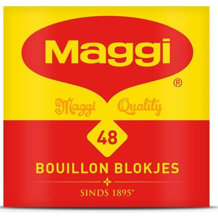 Maggi Bouillon blokjes voordeelpak (192g)