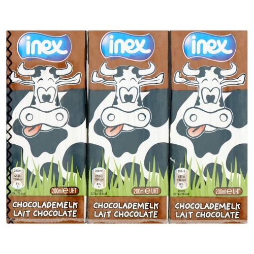 Chocomelk halfvol (drinkpakje, 200ml)