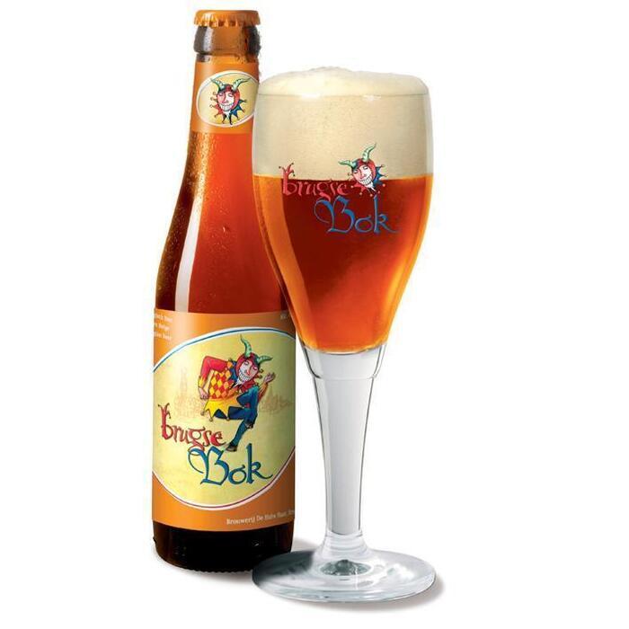 Brugse Bok Bier (rol, 33 × 33cl)