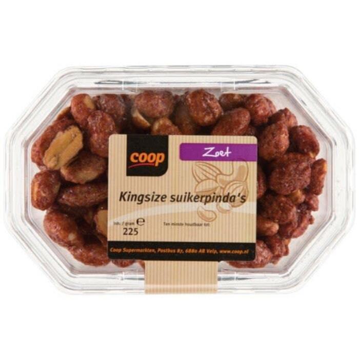 Coop Suikerpinda's (225g)
