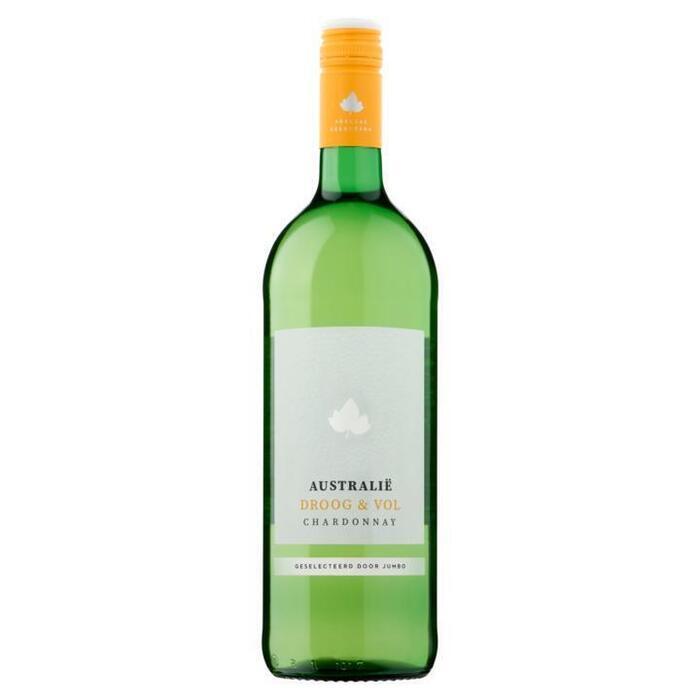 Jumbo Chardonnay Droog & Vol 1L (1L)