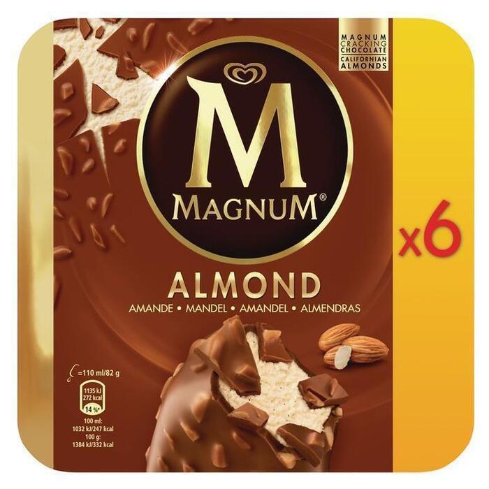 Magnum Almond (6 × 0.66L)