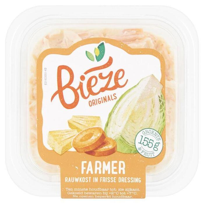 Bieze Farmer Rauwkost in Frisse Dressing 250 g (Stuk, 250g)