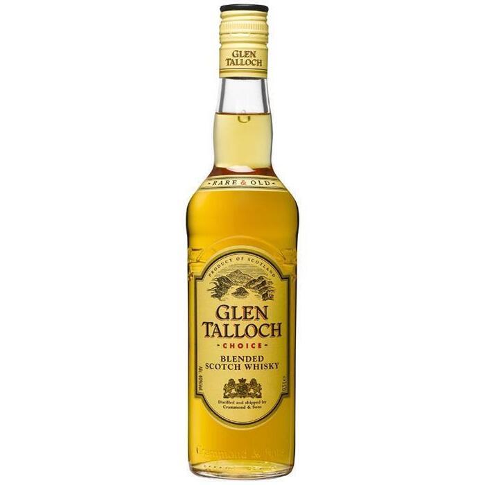 Glen Talloch Whisky (rol, 50 × 0.5L)