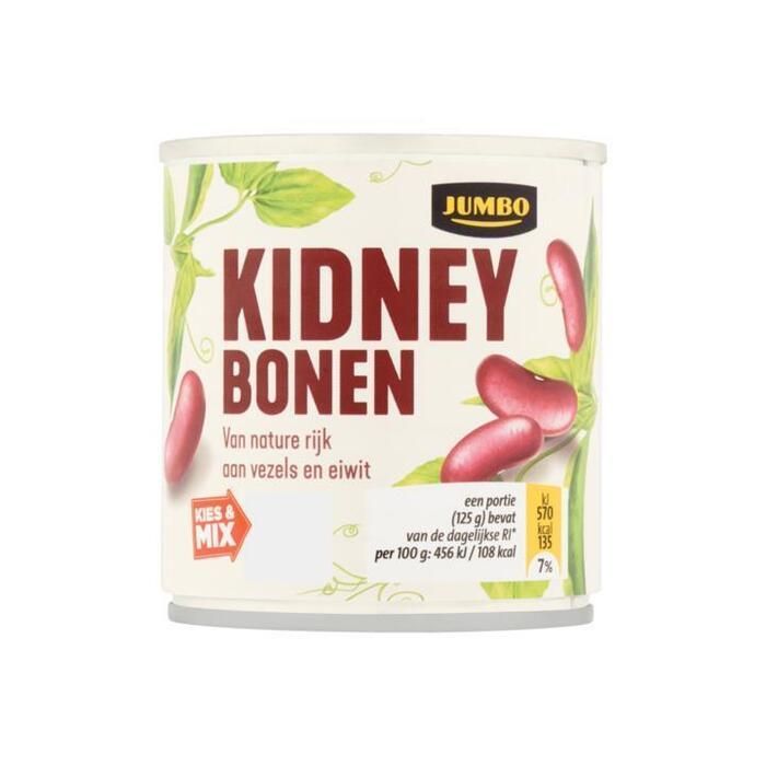 Jumbo Kidneybonen 200 g (200g)