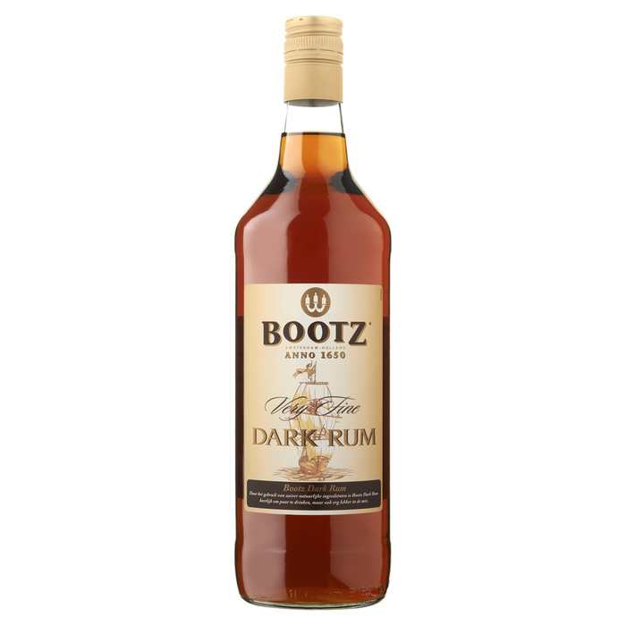 Bootz Rum Brown 1000 ml (1L)