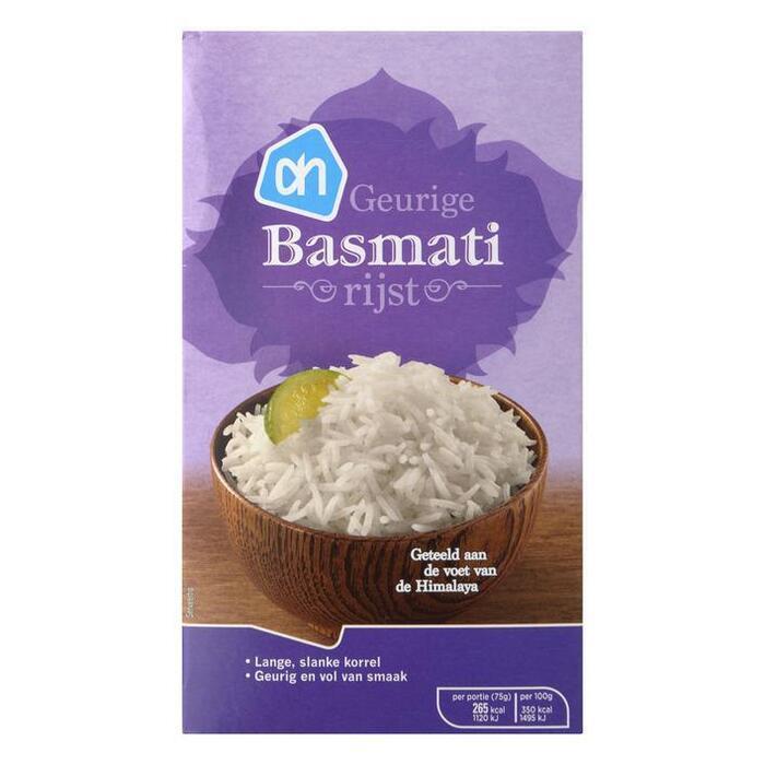 Basmati Rijst (doos, 400g)