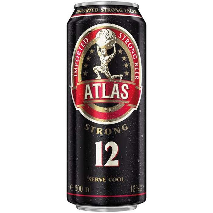 Atlas Strong 12 (blik, 0.5L)