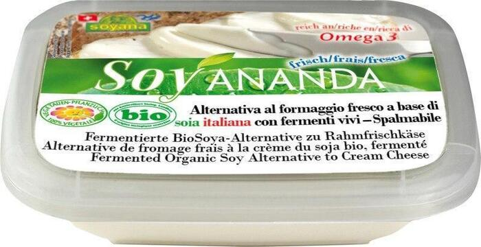 Vegan roomkaas naturel (bak, 140g)