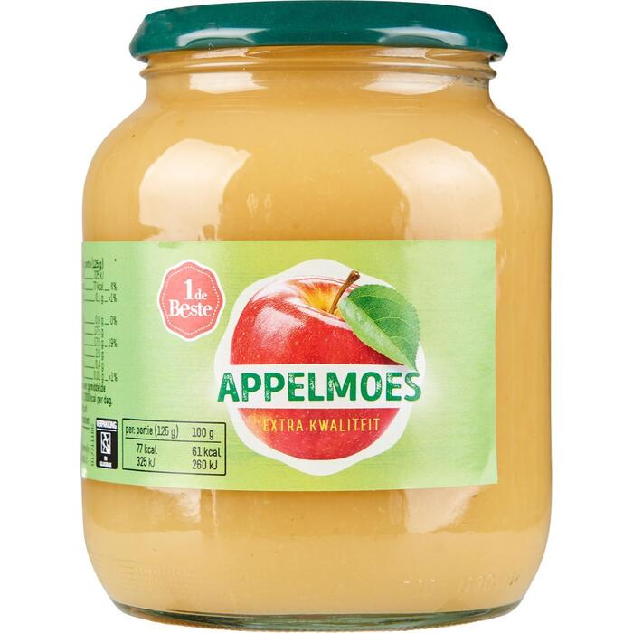 Appelmoes extra kwaliteit (720g)