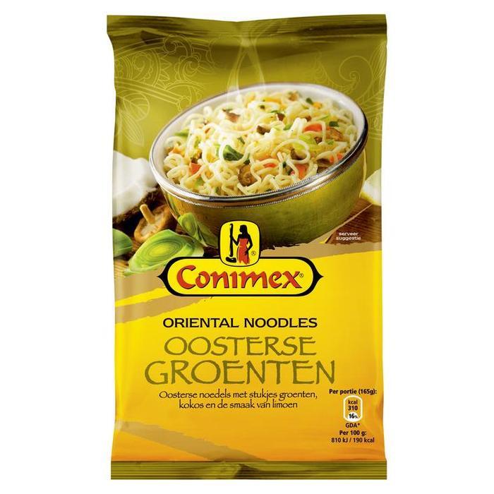 Oriental noodles Oosterse groenten (72g)