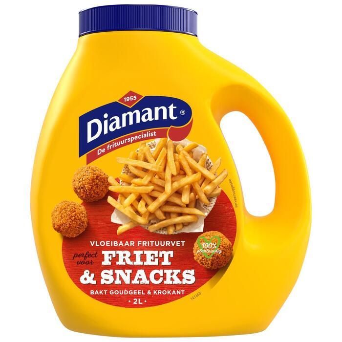 Diamant Friet & snacks frituurvet (2L)