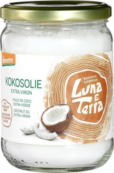 Kokosolie extra vierge (400g)