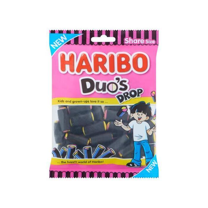 Haribo Duo's Drop 200 GRM (200g)