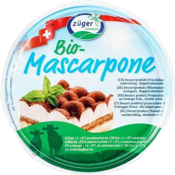 Mascarpone bio (250g)