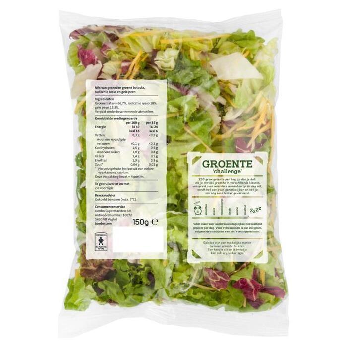 Jumbo Gemengde Salade 150g (150g)