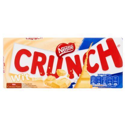 Crunch Blanc (100g)