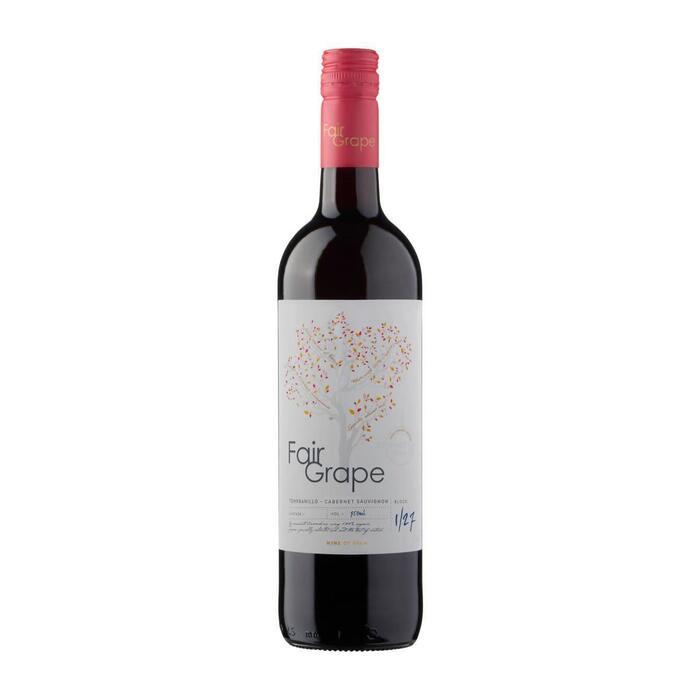 Fair Grape Tempranillo (rol, 75 × 0.75L)