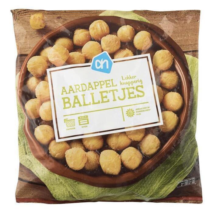 Aardappelballetjes (zak, 600g)