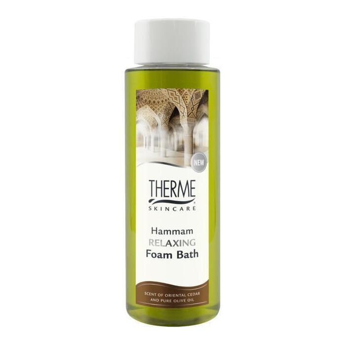 Therme Hammam relaxing foam bath (0.5L)