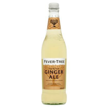 Ginger Ale (rol, 50 × 0.5L)