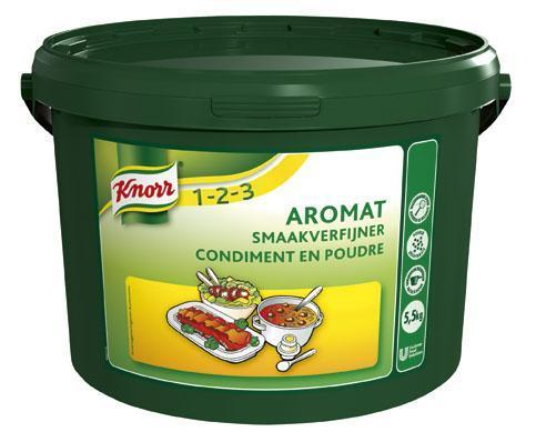 Knorr Aromat 5.5Kg 1X (5.5kg)