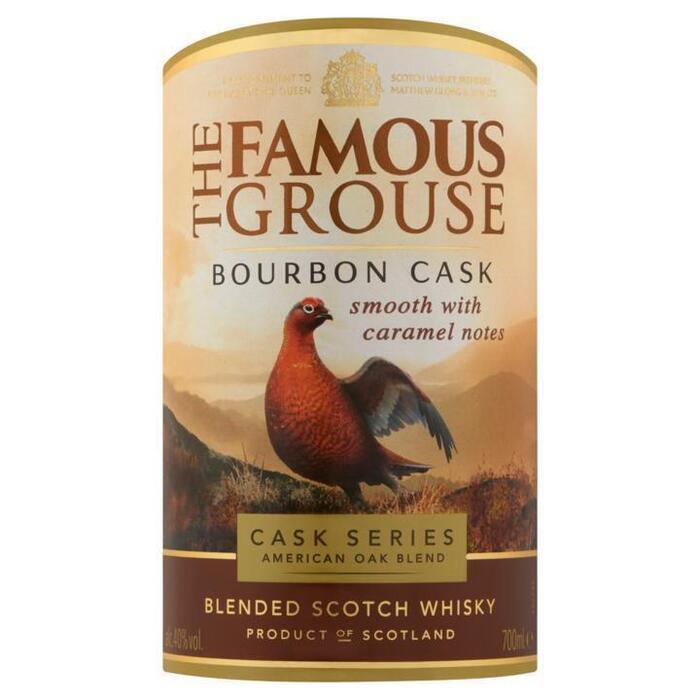 The Famous Grouse Bourbon cask (rol, 70 × 0.7L)