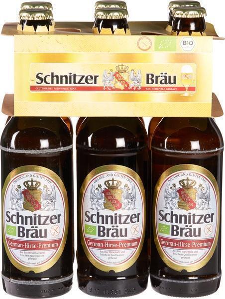 Glutenvrij bier Six-Pack